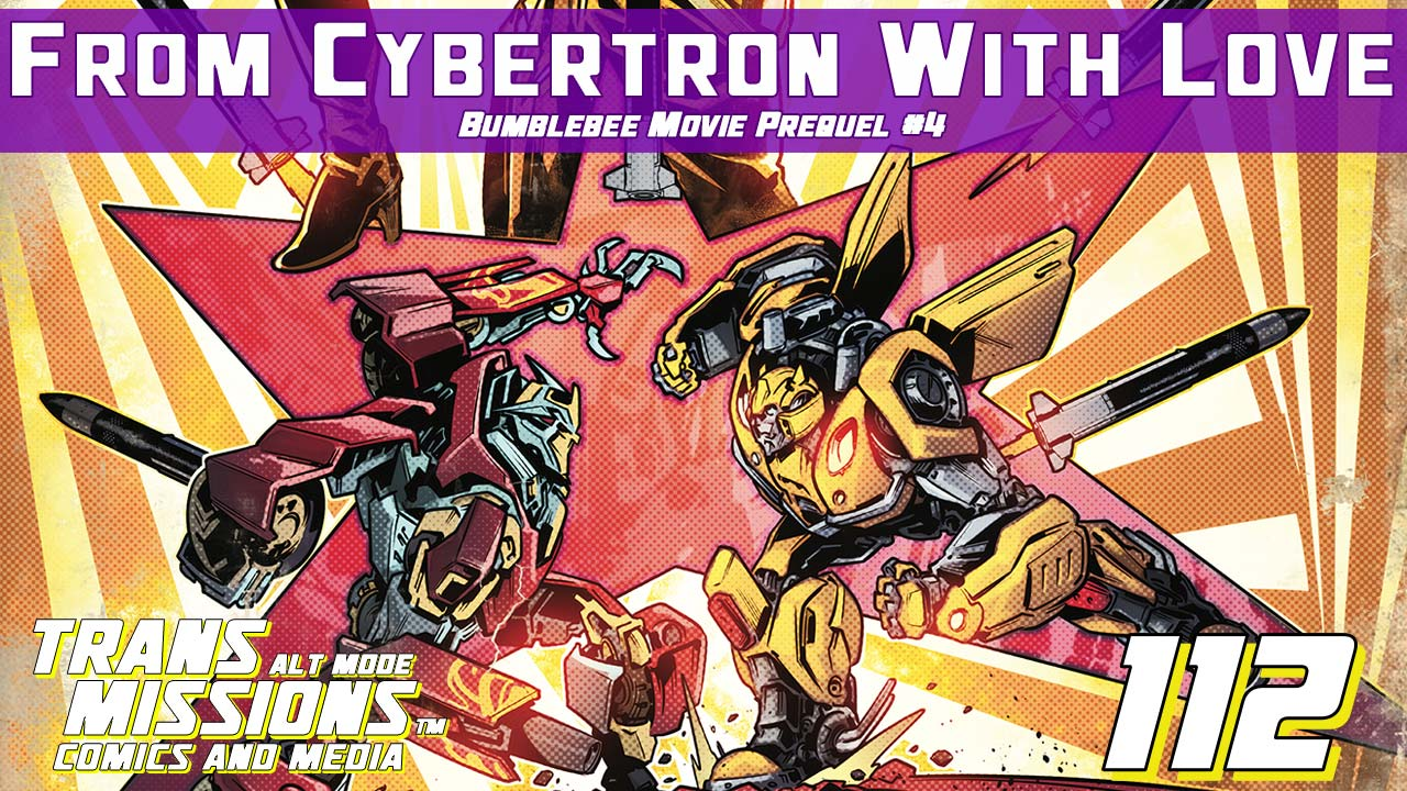 Ascenticons Rising (Transformers (2019) #3 Review) from
