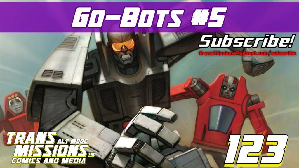 TransMissions: Transformers News and Reviews! - All Shows Feed