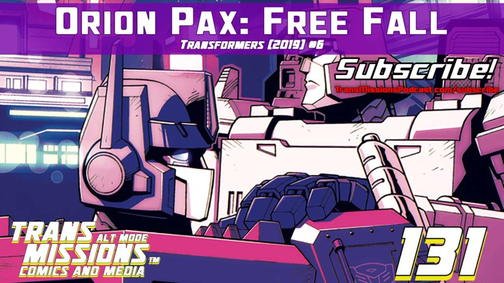 TransMissions: Transformers News and Reviews! - All Shows