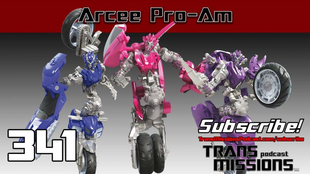 Arcee Pro-Am TransMissions: Transformers News And Reviews
