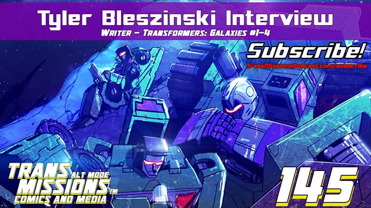 TransMissions Podcast Network | Transformers News and Reviews!